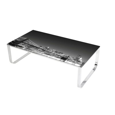 BestMasterFurniture Brooklyn Bridge Coffee Table