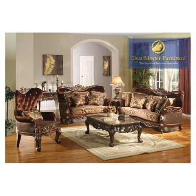 BestMasterFurniture Del Mar Living Room Collection