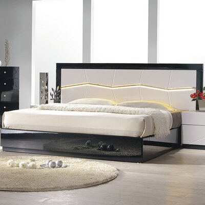 BestMasterFurniture Berlin Platform Bed