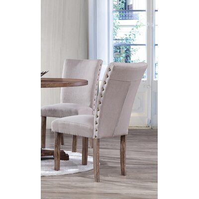 BestMasterFurniture Carey Side Chair (Set of 2)