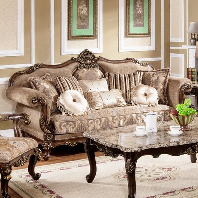 BestMasterFurniture Traditional Living Room Sofa
