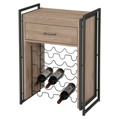 !nspire 16 Bottle Floor Wine Rack