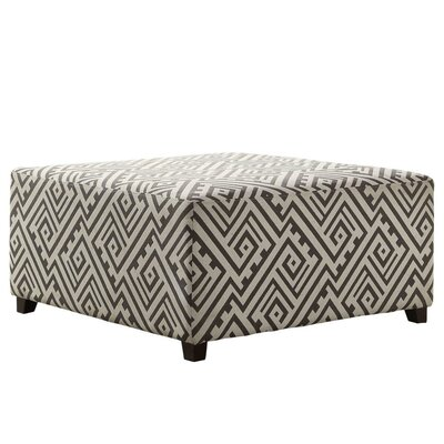 !nspire Fabric Cocktail Ottoman