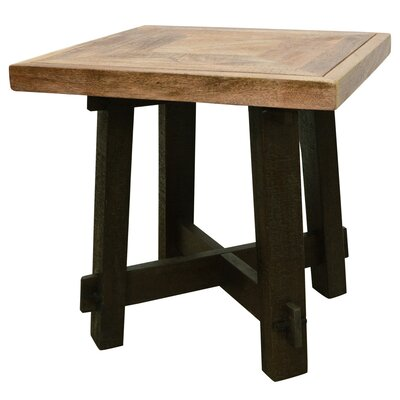 !nspire Solid Wood End Table