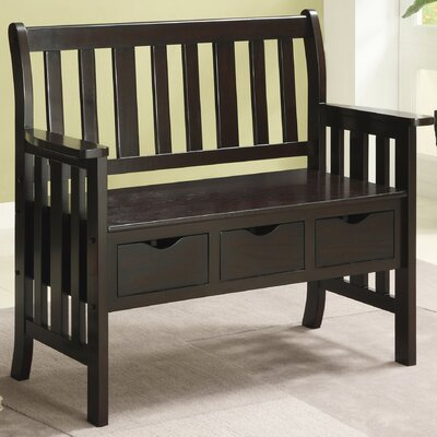 !nspire 3 Drawer Entryway Bench
