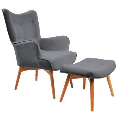 !nspire Retro Arm Chair wi..