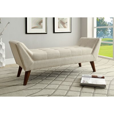 !nspire Upholstered Bedroom Bench