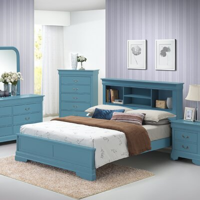 Lark Manor Corbeil Storage Panel Bed