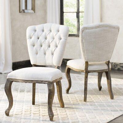 Lark Manor Brunoy Side Chair (Set of 2)