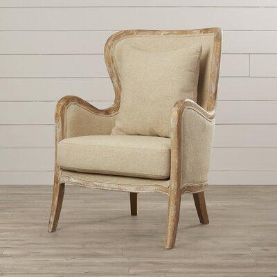 Lark Manor Lilya Accent Wingback Chair