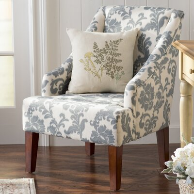 Lark Manor Luce Ikat Arm Chair