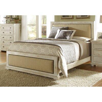Lark Manor Assya Upholstered Panel Bed