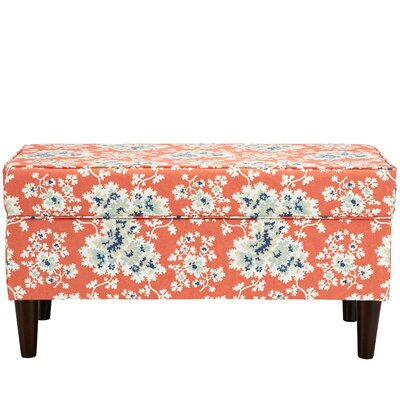 Lark Manor Maceo Cotton Upholstered Stora..