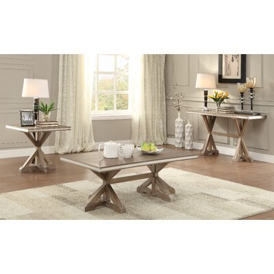Lark Manor Coffee Table Set
