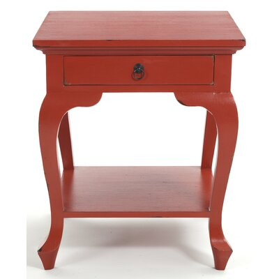 Lark Manor Yann End Table