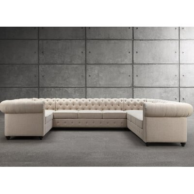 Mulhouse Furniture Garcia Sectional