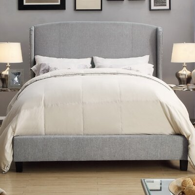 Mulhouse Furniture Chavelle Queen Upholstered Panel Bed