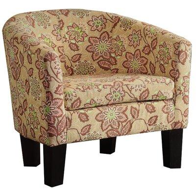 Charlton Home Brookhill Barrel Chair