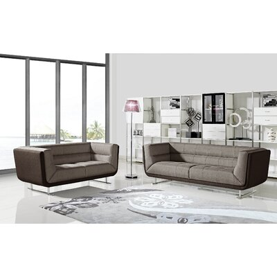 Container Sarah Sofa and Loveseat Set