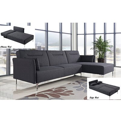 Container Elle Reversible Sectional