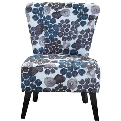 Container Emma Floral Slipper Chair