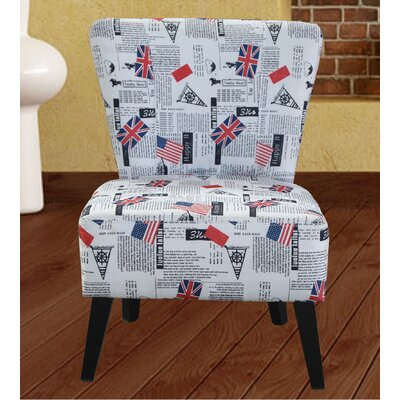 Container Flag PatternEmma Side Chair