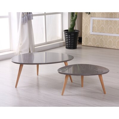 Container Isabella 2 Piece Coffee Table Set