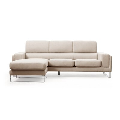 Container Reversible Chaise Sectional
