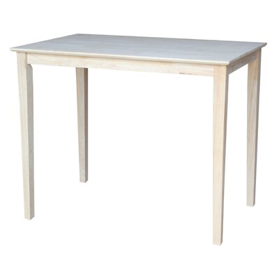 International Concepts Johnny Dining Table
