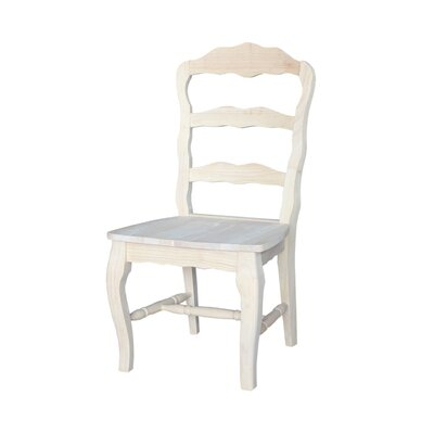 International Concepts Versailles Side Chair (Set of 2)