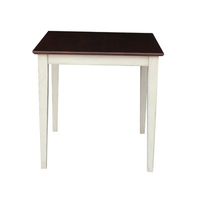 August Grove Riverton Frost Dining Table