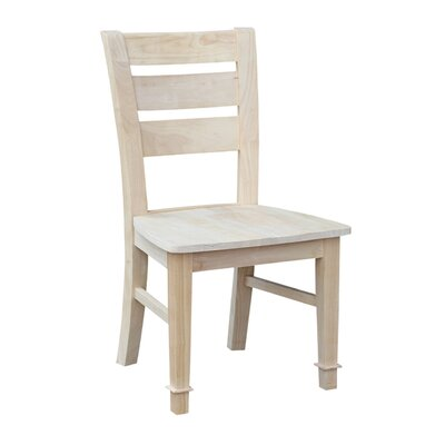 International Concepts Atlantic Side Chair (Set of 2)