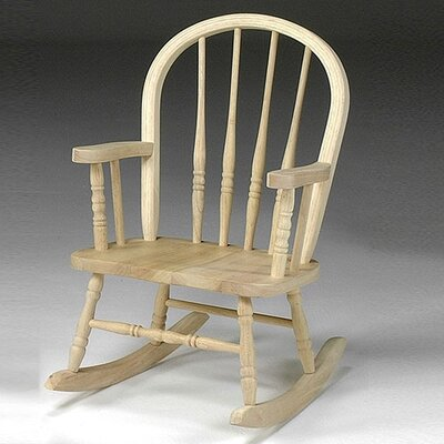 August Grove Imogene Rocking Arm Chair