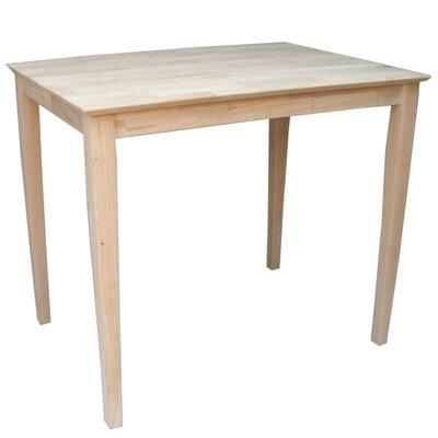 International Concepts Shaker Counter Height Dining Table