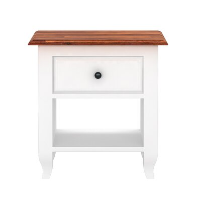 August Grove Tyrone End Table