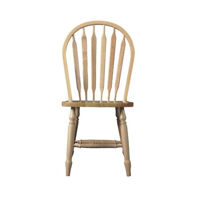 August Grove Audette Windsor Arrowback Side Chair