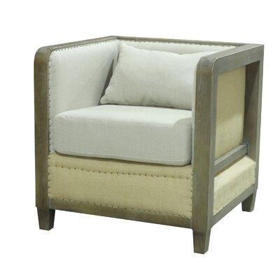 August Grove Selena Barrel Chair