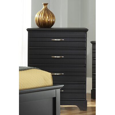 August Grove 4 Drawer Dresser