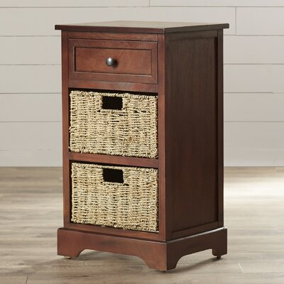 August Grove Olivia 1 Drawer End Table