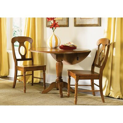 August Grove 3 Piece Bistro Set