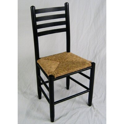 August Grove Blue Ridge Ladderback Chair