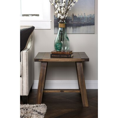 Loon Peak Natoas End Table