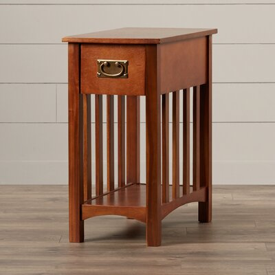 August Grove Alida End Table Image