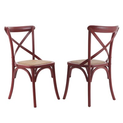 August Grove Nome Side Chair (Set of 2)