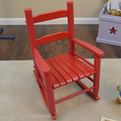 August Grove Rockland Rocking Chair  Wayfair