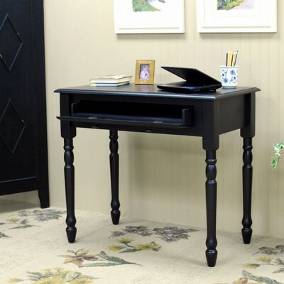 August Grove Blanch 1 Drawer Writing Desk