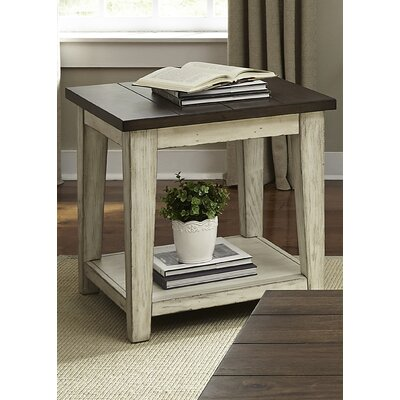 August Grove Lexie End Table