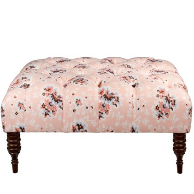 One Allium Way Quinte Tufted Cocktail Ottoman