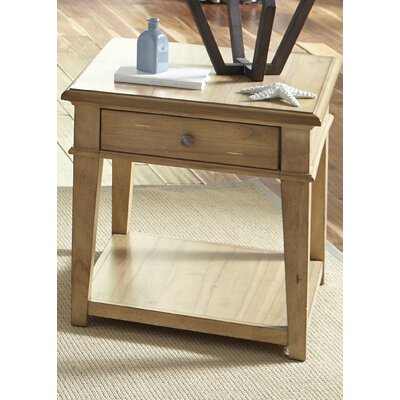 One Allium Way Ancolie End Table