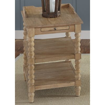 One Allium Way Ancolie Chairside Table